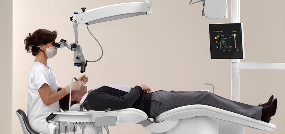 Dantų kanalų gydymo procedūra