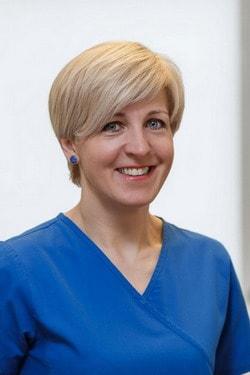 Dalia Remeikienė odontologo padėjėja