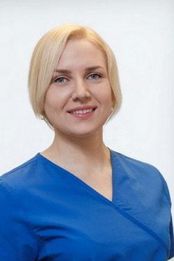 Viktorija Staniulienė Bendros praktikos gydytoja odontologė