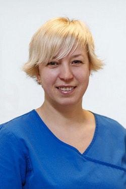 Greta Gasparavičienė burnos higienistė