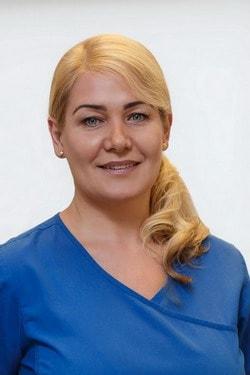 Lina Bučienė odontologo padėjėja