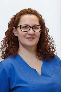 Ramunė Tautkienė odontologo padėjėja