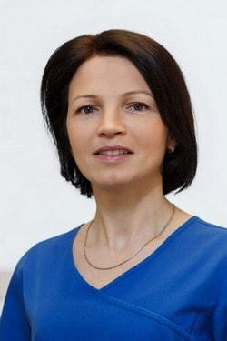 Sigita Statkevičienė gydytoja odontologė periodontologė